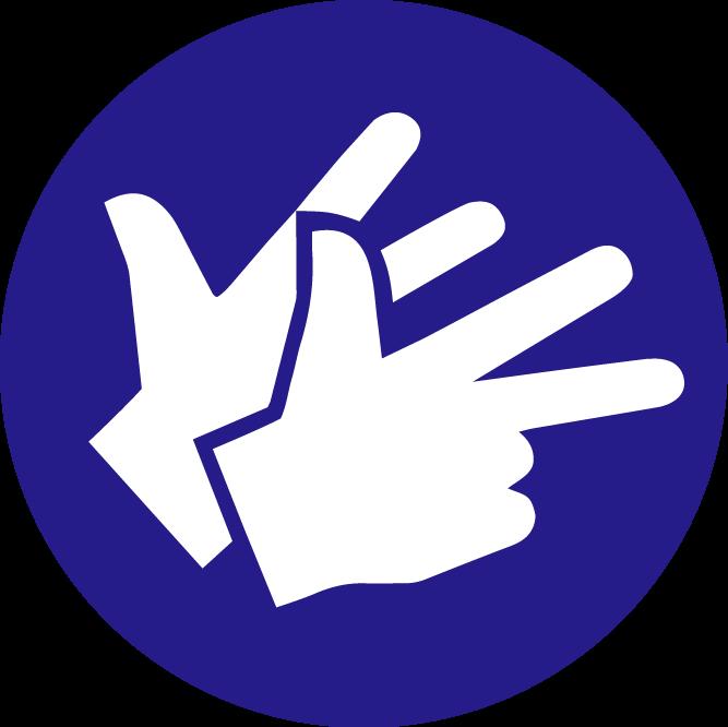 piktogram - znakový jazyk